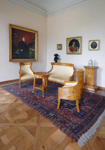 Historické salonky #363