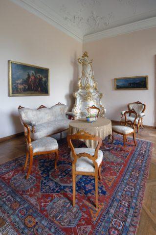 Historické salonky #366