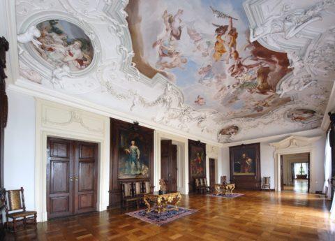 Historické sály #354